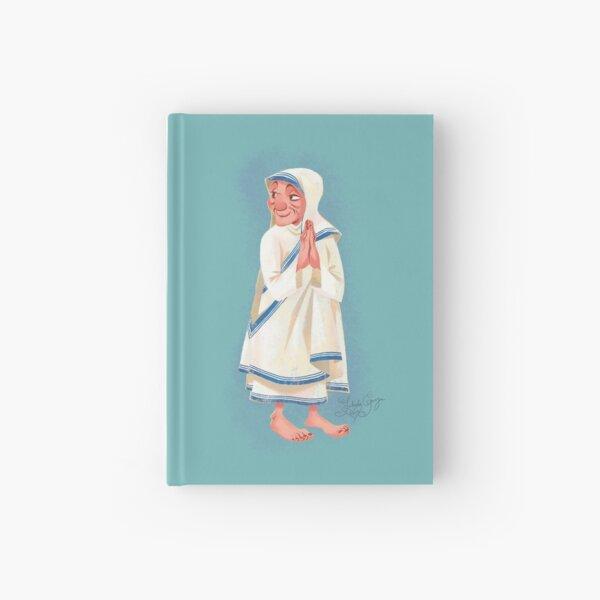 Mother Teresa Hardcover Journal