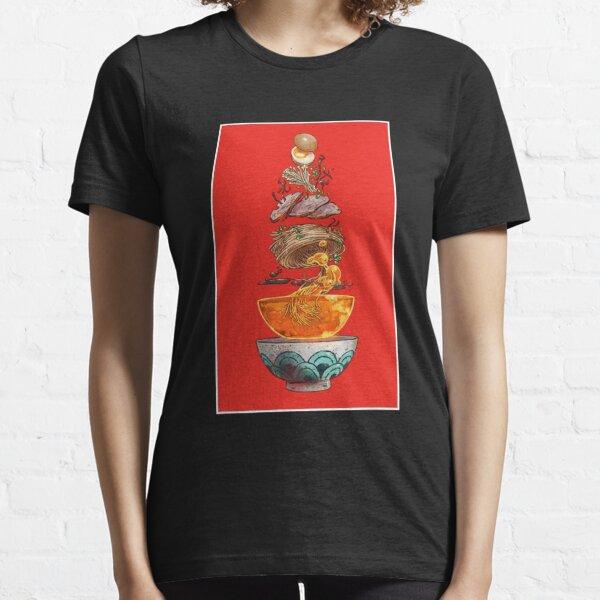 Flying Ramen Anime  Essential T-Shirt