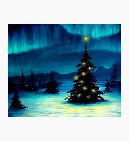 Northern Lights Photographic Print