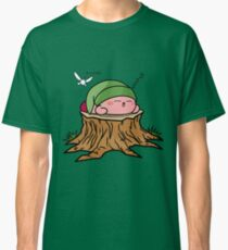 Camiseta clásica Sleepy Hero of time