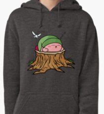 Sleepy Hero of time Pullover Hoodie