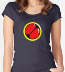 Megaman Battle Network Women's Fitted Scoop T-Shirt