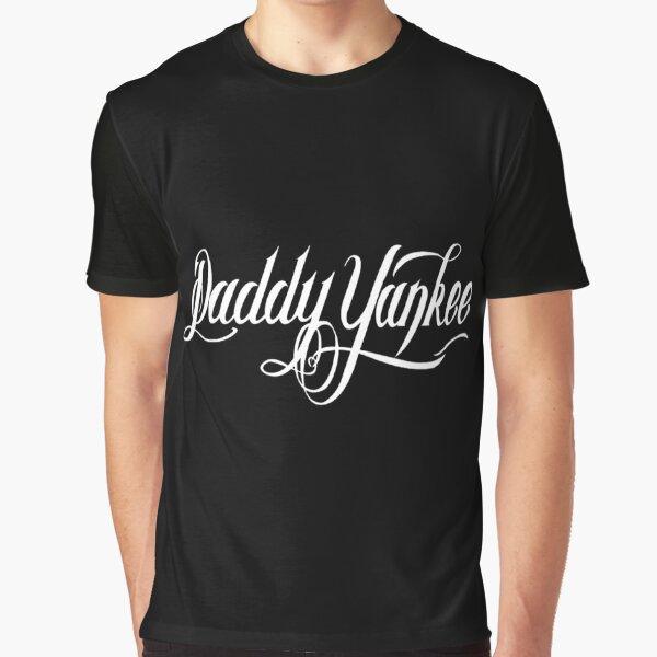DADDY YANKEE 01 Camiseta gráfica