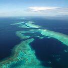 Calvados Aerial II by Reef Ecoimages