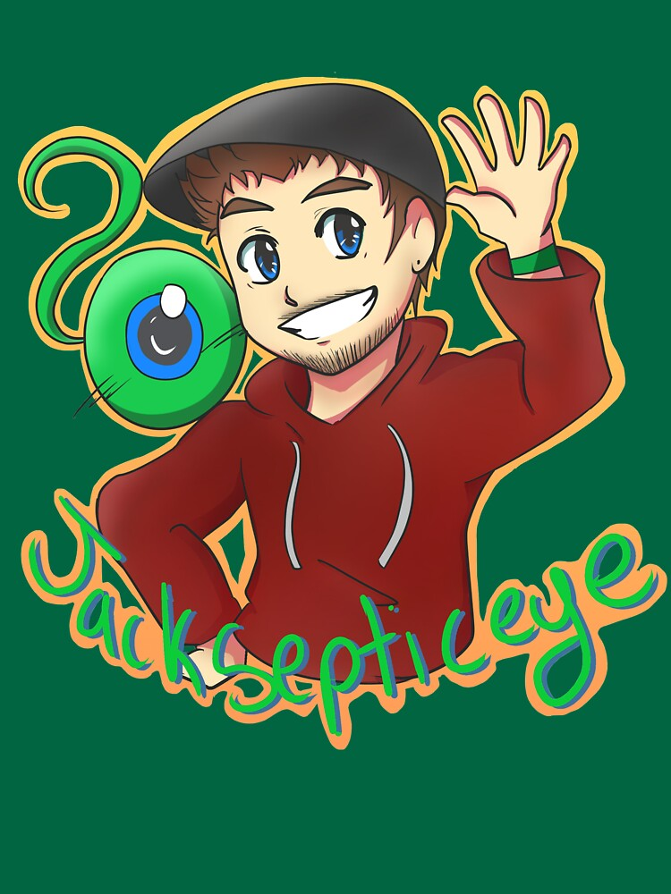 Jacksepticeye - Top of the Mornin | Unisex T-Shirt