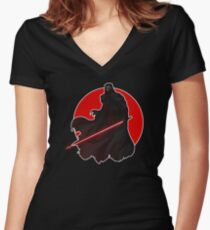 Nihilus of the Triumvirate Women's Fitted V-Neck T-Shirt