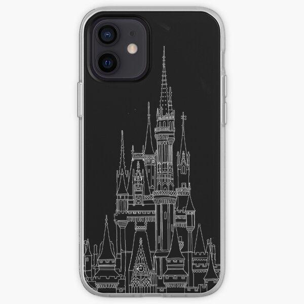 Cinderella's castle iPhone Soft Case
