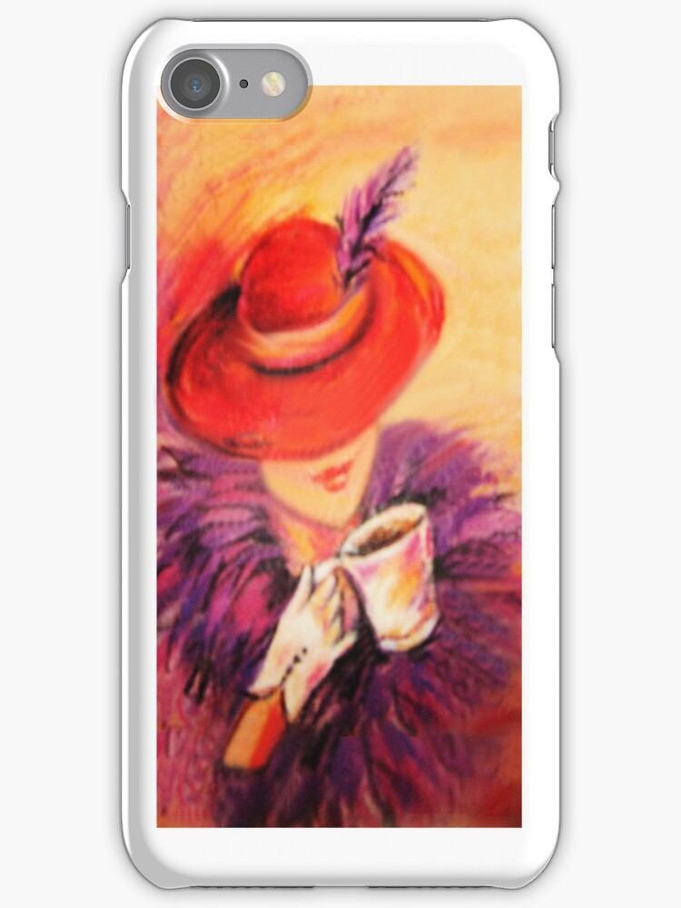 ❀◕‿◕❀ AFTERNOON DELIGHT IPHONE CASE ❀◕‿◕❀ by ✿✿ Bonita ✿✿ ђєℓℓσ