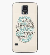 The Ever Present Game of Knowing Case/Skin for Samsung Galaxy