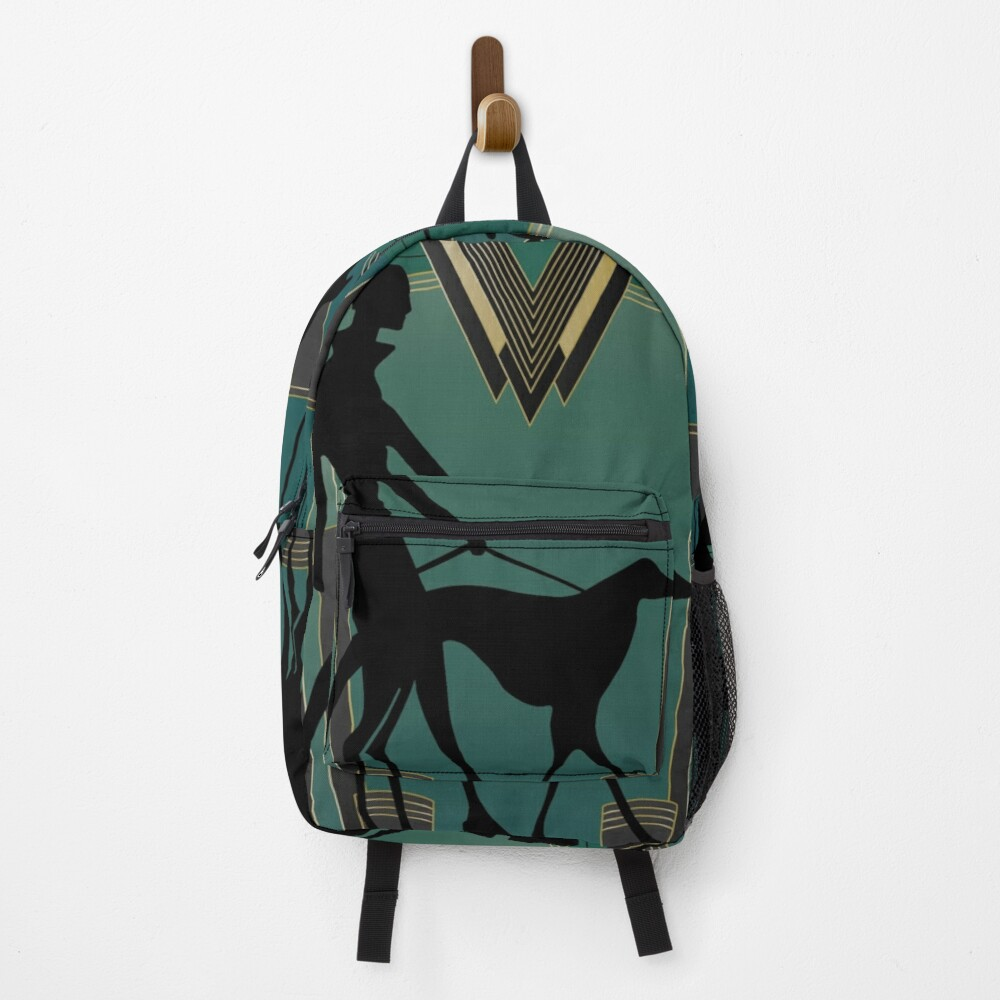 Art Deco Icon Backpack