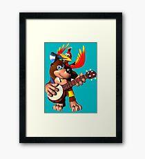 Banjo-Kazooie Framed Print