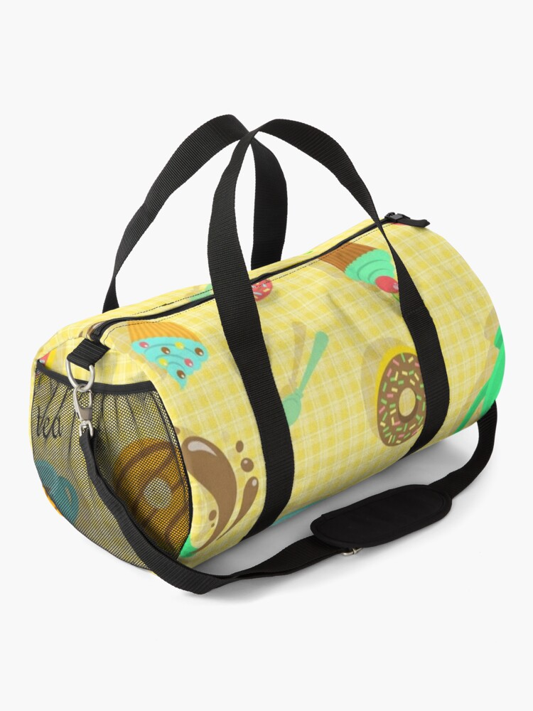 Alternate view of Spill the Tea Duffle Bag
