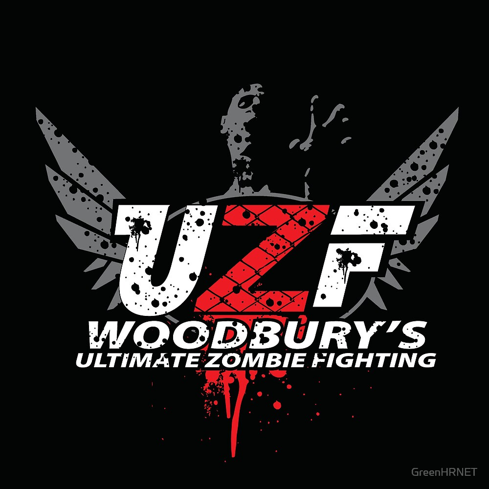 Woodbury Ultimate Zombie Fighter by GreenHRNET