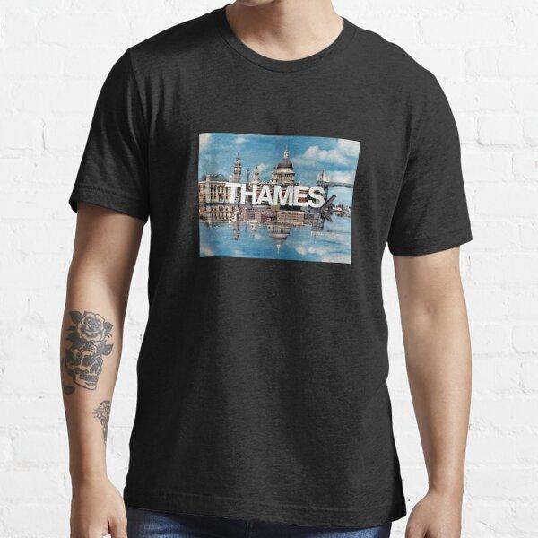 Thames TV Logo Essential T-Shirt