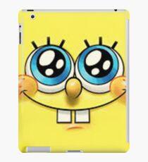 silly spongebob iPad Case/Skin