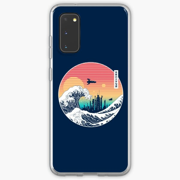 The Great Future Wave Samsung Galaxy Soft Case