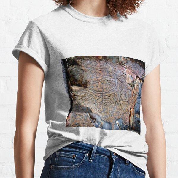 Узоры на острове Йерро - Patterns on the island of Hierro Classic T-Shirt