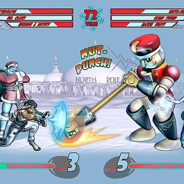 Nut-Punch! by OnDrawnWings