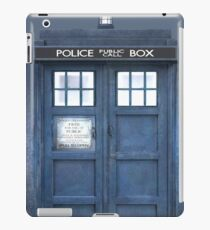 Doctor who Inspired Tardis Ipad Case iPad Case/Skin