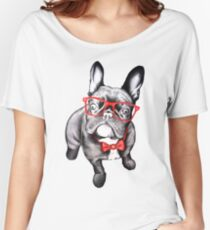 Happy Dog Women's Relaxed Fit T-Shirt