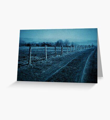 Homeward-bound Greeting Card