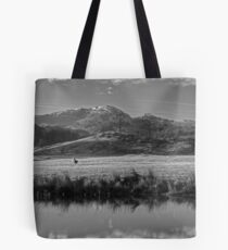 Across The River Tote Bag