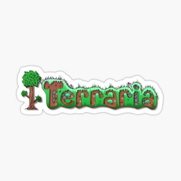 terraria t Sticker