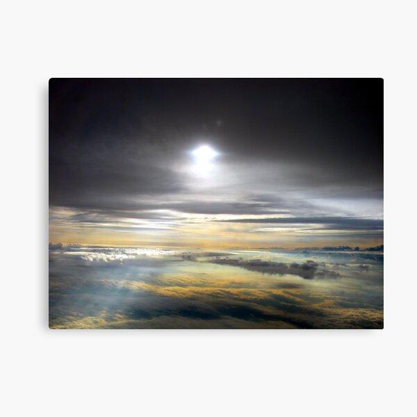 Sky View Canvas Print
