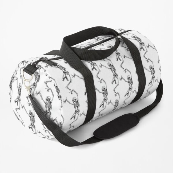 Dance With Death Duffle Bag