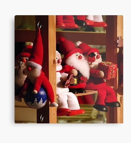 Season greetings to all! Metal Print