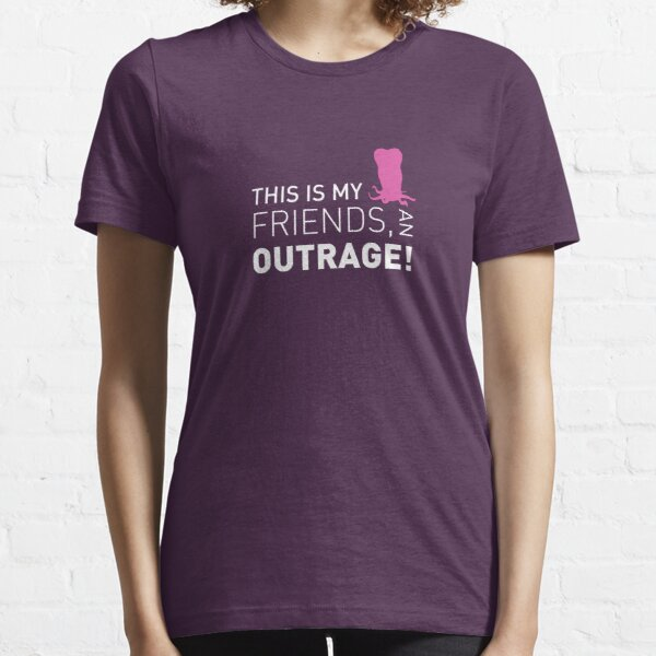 Tony Harrison Outrage Essential T-Shirt