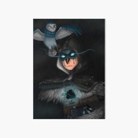 Identity V Art Board Prints Redbubble