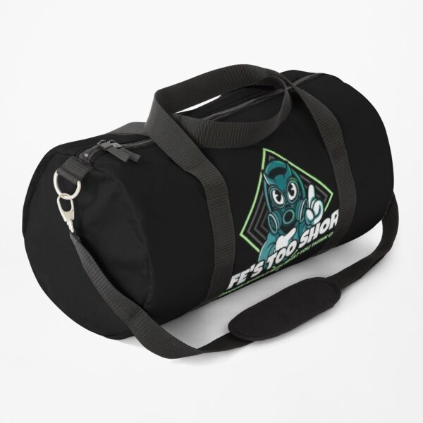 Life's Too Short To Concern Myself With What You Think Of Me Duffle Bag
