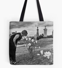 Remember to smell the roses... Tote Bag