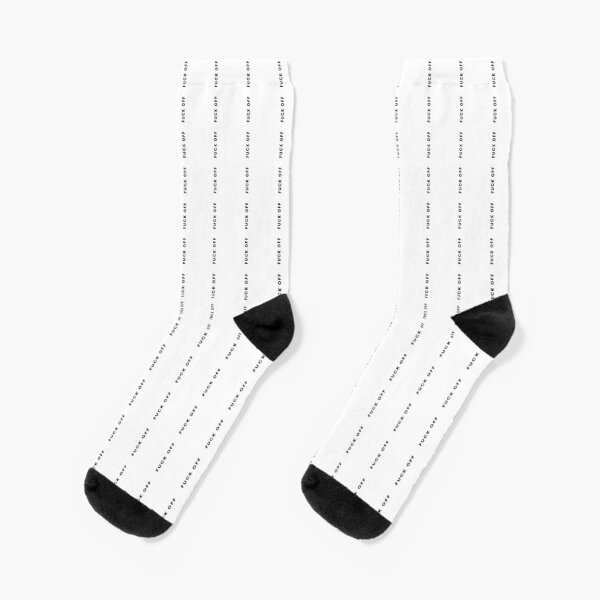 Bad Gesture Adult Novelty Gift Screw You Socks Middle Finger Up Socks Adult Themed Gift Cyber Monday F-You Socks Fathers Day Gag gift