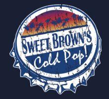 Sweet Brown's Cold Pop Bottlecap Shirt V1 | Unisex T-Shirt