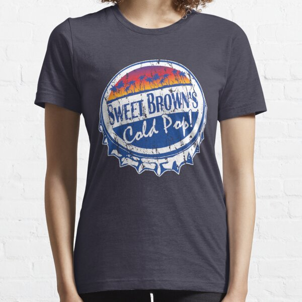 Sweet Brown's Cold Pop Bottlecap Shirt V1 Essential T-Shirt