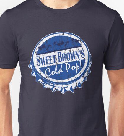 Sweet Brown's Cold Pop Bottlecap Shirt Clothing V2 Unisex T-Shirt