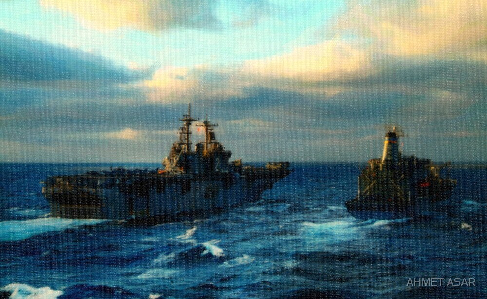 the warship 2 by MotionAge Media