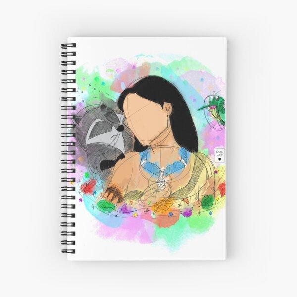 Inde Cahier à spirale