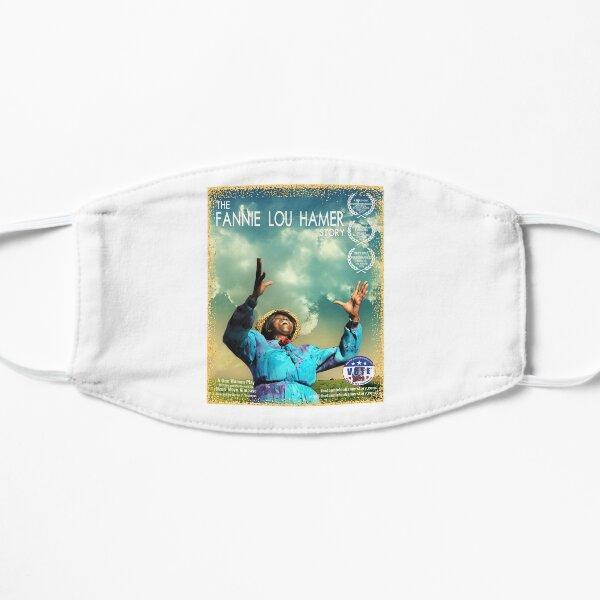 Fannie Lou Hamer Story Blue Sky Poster Mask