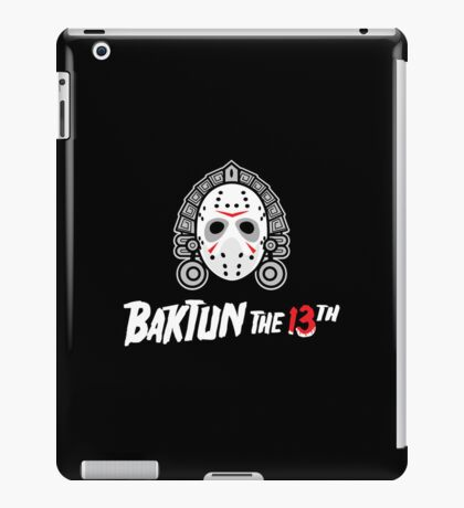 Baktun the 13th iPad Case/Skin