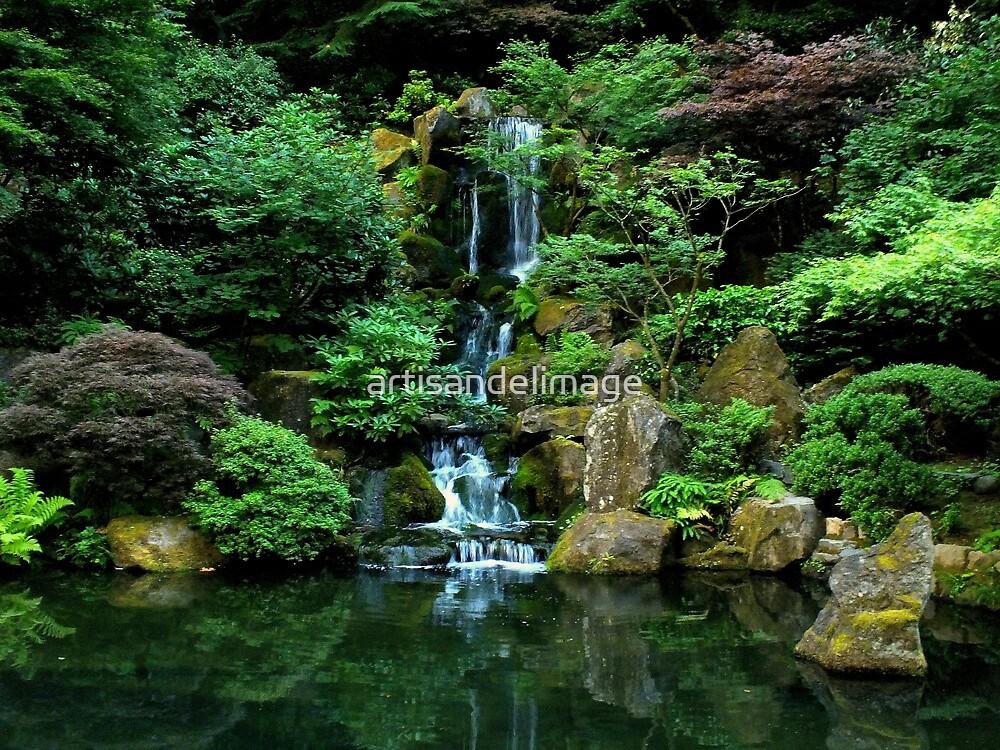 Japanese Serenity ~ Part Three by artisandelimage
