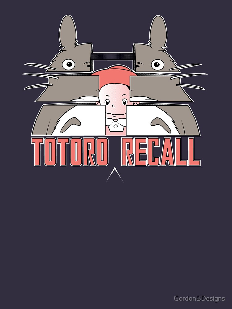 Totoro Recall | Unisex T-Shirt