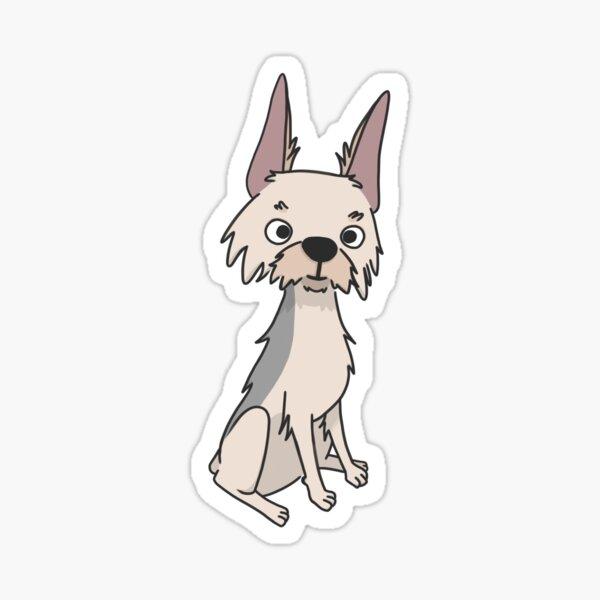 Maru is dog Sticker