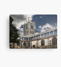 St Mary Church Metal Print
