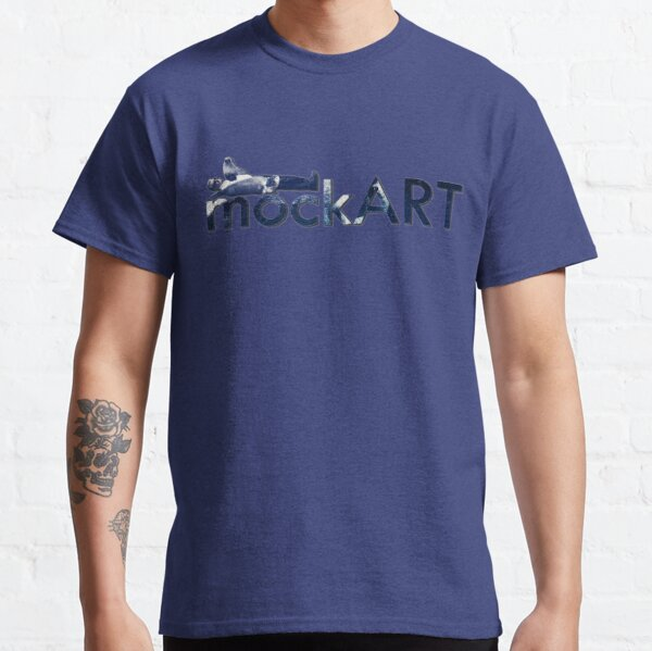 mockART - Seals Are Taking Over Classic T-Shirt