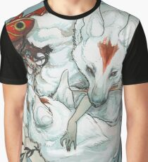 Wolf Child Graphic T-Shirt