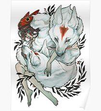 Wolf Child Poster