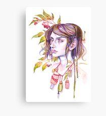 Cure Canvas Print